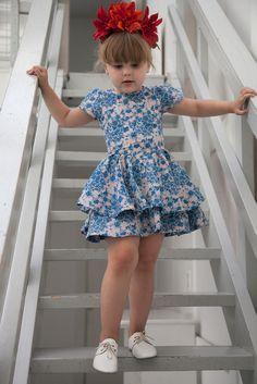 Anïve for the minors Dancing Dress Bysans