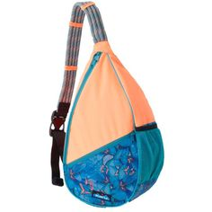 Kavu Paxton Pack, Electric Lily