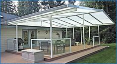 Luxury What is A Patio Cover | Patios, Covered patio design and ...