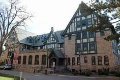 Bemis Hall  - Colorado College, Colorado Springs, CO Colorado College, Colorado Mountains, Colorado Springs, Sweet Home, Hiking, Mansions, House Styles, Places, El Paso