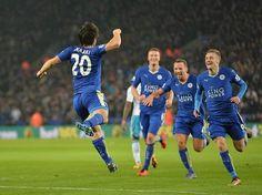 Outrageous Okazaki strike fires Leicester past Rafa's struggling Newcastle