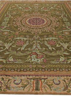 Antique French Savonnerie Rugs from Doris Leslie Blau