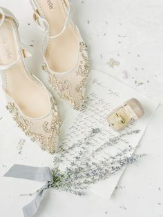 Frances Champagne is a stunning champagne and gold low heel wedding shoe. Featuring hand-beaded gold sparkling crystals, comfortable mesh and ankle strap. Frances is one you instantly fall in love… Gold Wedding Gowns, Gold Wedding Shoes, Wedding Dress Trends, Bridal Shoes, Wedding Dresses, Wedding Flats, Casual Wedding, Ivory Wedding, Bridal Gown