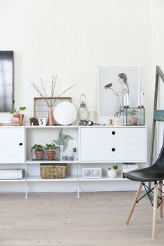 It's a house - en av Sveriges största inredningsbloggar: Nytt i vardagsrummet
