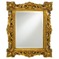 Have to have it. Timeless Tradition Rectangle Mirror - 29W x 25H in. - $315 @hayneedle