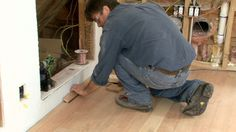 Installing Hardwood Flooring | Installing hardwood flooring on your own is easy and an effective way to save money.