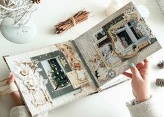 Fleur Design, Design Blog, Scrapbooking, Ideas, Scrapbooks, Thoughts, Memory Books, Scrapbook, Notebooks