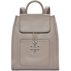 78397b47e20 Tory Burch Britten Backpack ( 525) ❤ liked on Polyvore featuring bags