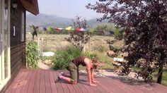 Yoga for Mountain BIking