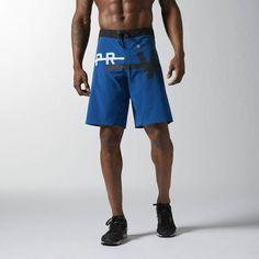 Reebok CrossFit Super Nasty Core Board Short - Blue | Reebok US