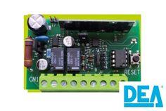 DEA 262 receptor de un canal enchufable compatible con Sfera. - http://www.automatismosypuertas.es/automatismos/dea-262-receptor-de-un-canal-enchufable-compatible-con-sfera/