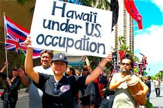 WHY DO MORE & MORE WANT THE ILLEGAL U.S. OCCUPATION OF HAWAI`I TO END? - Find out Here - http://FreeHawaii.Info