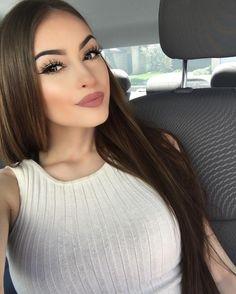 "1,866 Likes, 29 Comments - Alexandra (@alejandraxoxx) on Instagram: ""Selfie in my car  #motd"""
