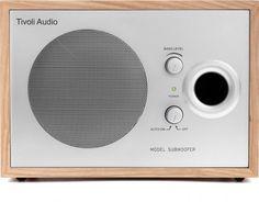 Additional Bass speaker to match your Tivoli Audio radio