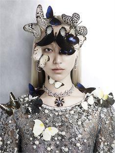butterflyface