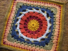 Drop in the Bucket, Crochet. Pattern available FREE on Ravelry.