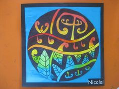 Koru art Art Maori, Special Needs Art, Summer Camp Art, New Zealand Art, Art Terms, Nz Art, Teaching Art, Teaching Boys, Kiwiana