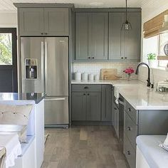 48 awesome stainless steel cabinets images kitchen design kitchen rh pinterest com
