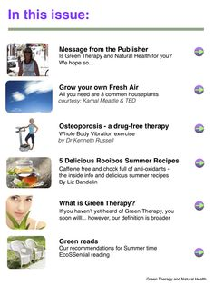 more articles from the Apple Newsstand magazine Green Therapy and Natural Health- Get it here: http://itunes.apple.com/us/app/green-therapy-natural-health/id540564673?ls=1=8