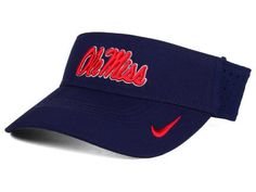 Nike NCAA Dri-FIT Vapor Visor Hats