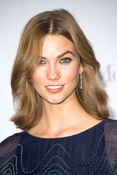2014's Best Celeb Hair-Color Makeovers #refinery29  http://www.refinery29.com/best-celebrity-hair-color#slide11  Karlie Kloss Before Since she'd already conquered the haircut world by pretty much starting the lob trend, it was only natural Karlie's next move would be color...