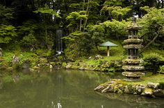 -As part of our ongoing series of the best gardens in Japan , today ...