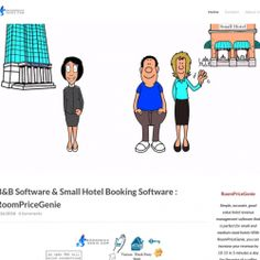 Hotel businesses are using the latest technology solutions to serve the clients with the best user-experience and services for improved revenue and bu Revenue Management, Latest Technology, User Experience, Software, Family Guy, Business, Store, Business Illustration, Griffins