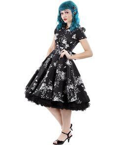 Loretta Dress Black - Tragic Beautiful buy online from Australia