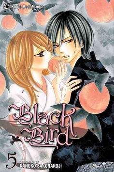 black bird // i really recommend u guys read this its a rlly good manga to read