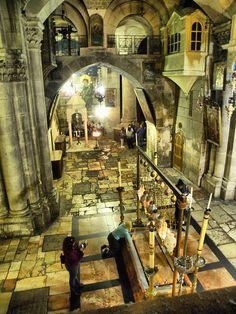 Church Holy Sepulcher