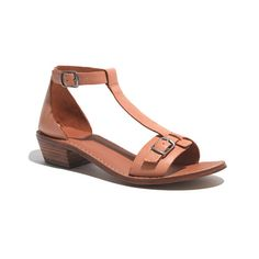 The Loren sandal by Madewell. This is seriously the most comfy sandal I've ever worn.