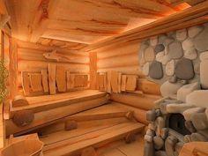 Of all the facilities you can use in a spa, the most popular one has to be a sauna. Diy Sauna, Sauna House, Sauna Room, Wooden Architecture, Interior Architecture, Jacuzzi, Sauna Wellness, Spa Furniture, Sauna Design