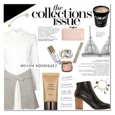 """Outfit 0511* 1"" by lali22 ❤ liked on Polyvore featuring Helmut Lang, 10 Crosby Derek Lam, Hourglass Cosmetics, Sophie Bille Brahe, Chanel and Givenchy"