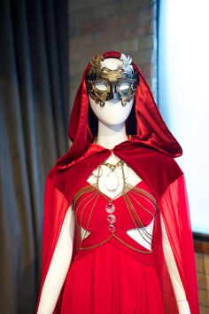"""Detail of costume from """"The Hazing Secret"""" at CAFTCAD Celebrates Costume, September 9th, 2014"""