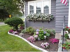 flower garden ideas in