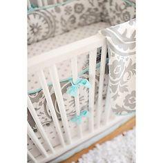 Wink Suzani Baby Bedding