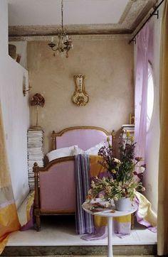 Violet Bedroom with lavender! #interiordesign #decor #euphoric #ethereal #lavender #violet #purple #color #bedroom   Joseph Carini Carpets