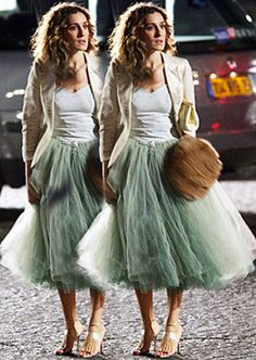 +carrie bradshaw style | Carrie Bradshaw Style | StyleChi