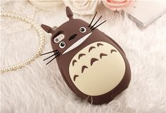 Totoro Süße Silikon Handy Schutz Hülle Iphone4/4S/5/5S/6/
