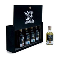 Olive oil tasting set