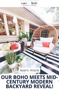 Patio Decorating Ideas On A Budget, Porch Decorating, Patio Ideas, Porch Ideas, Balcony Ideas, Backyard Ideas, Modern Backyard, Backyard Patio, Backyard Landscaping