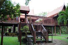 Thailand houses.