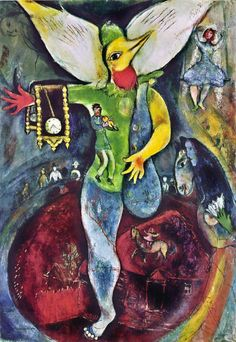 Marc Chagall ✏✏✏✏✏✏✏✏✏✏✏✏✏✏✏✏ IDEE CADEAU   ☞ http://gabyfeeriefr.tumblr.com/archive .....................................................   CUTE GIFT IDEA  ☞ http://frenchvintagejewelryen.tumblr.com/archive   ✏✏✏✏✏✏✏✏✏✏✏✏✏✏✏✏