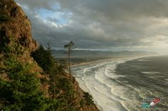 Oregon Coast: 18 Strange Observations of America (from an Australian Living in the USA) Oregon Coast, Pacific Coast, What A Wonderful World, Wonders Of The World, Places To Travel, Travel Photos, Beautiful Places, Country Roads, America