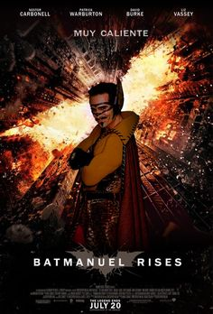 The Tick may have been one of the most underrated shows ever. Loved Nestor Carbonell as Batmanuel. Nestor Carbonell, Bates Motel Season 4, Im Batman, Joss Whedon, Geek Chic, Far Away, Hogwarts, I Laughed, Nerdy