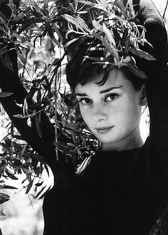 Audrey Hepburn. I don't care how many people think her style is over played, or blah blah whatever. She is my idol.