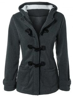 GET $50 NOW | Join RoseGal: Get YOUR $50 NOW!http://www.rosegal.com/coats/hooded-duffle-coat-743836.html?seid=7329543rg743836