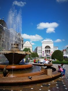Opera Square, Timisoara