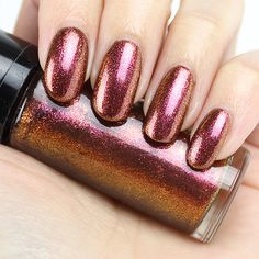 Hard Candy Crush on Lava Swatches & Review