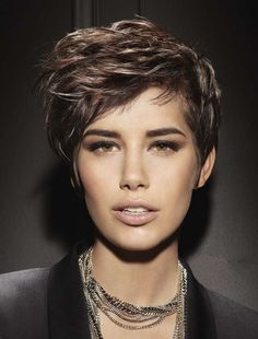 Interesting Bang Haircuts & Bangs Hairstyles for Women (12)